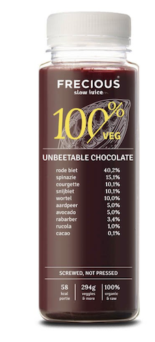 Unbeetable chocolate juice 100%
