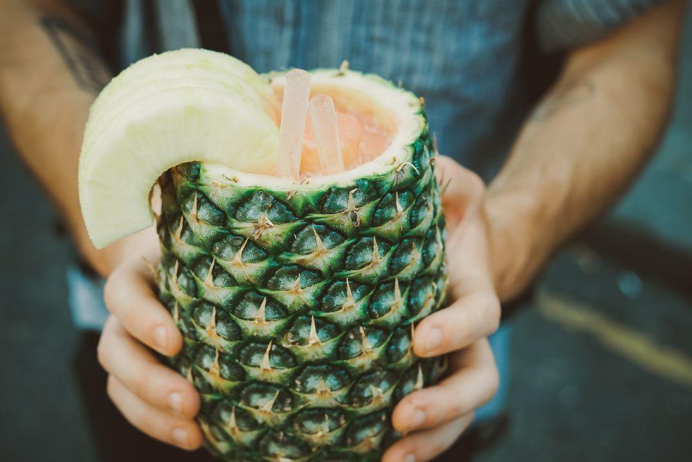Ananas is gezond; waarom krijg je er een prikkelende tong van?