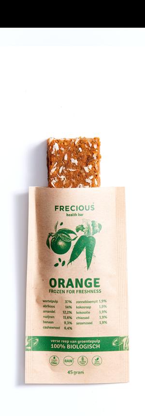 Frecious Health Bar Orange