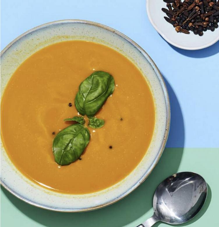 Frecious Soup pumpkin